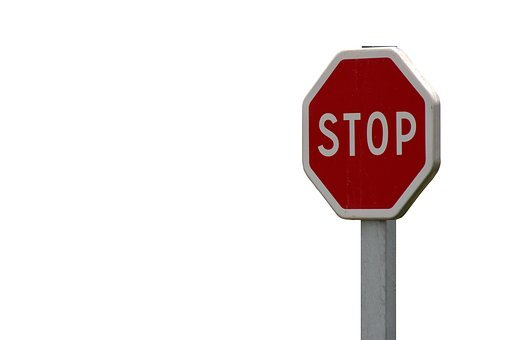 Stop, Sign, Red, Symbol, Warning, Stop Sign, Safety