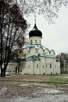 Aleksandrovskaya Sloboda, Alexandrov, Church, Temple