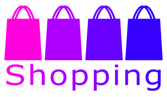 Bag, Shop, Shopper, Shopping, Icon Bag, The Black Bag