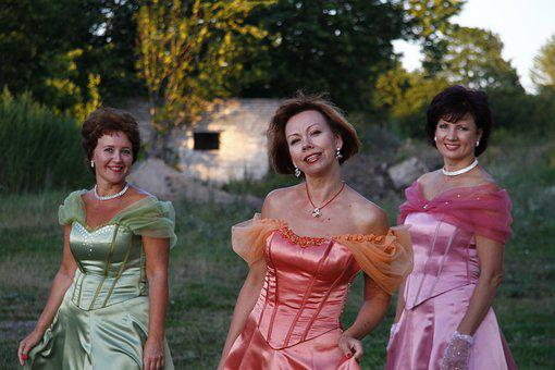 Trio, Music, Song, Woman