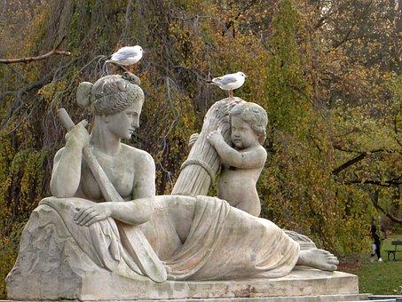 Vistula - The Allegory Of The River, Royal Bathroom