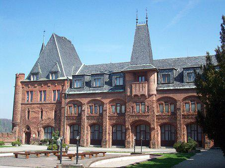 Castle, Architecture, Monument, Old Building, House