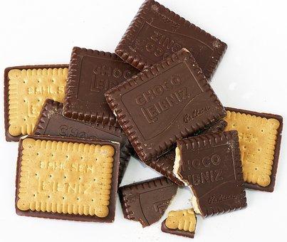 Biscuit, Leibniz, Chocolate, Choko Leibniz, Bahlsen