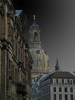 Frauenkirche, Dresden, Frauenkirche Dresden, Church