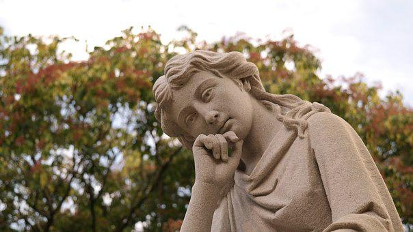 Cemetery, Statue, Grave, Stone, Sculpture, Graveyard