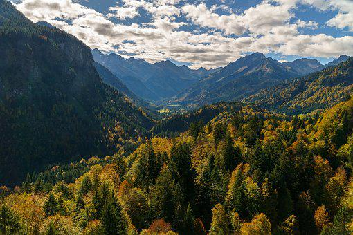 Oberstdorf, Heini Klopfer Ski Flying Hill, Stillachtal