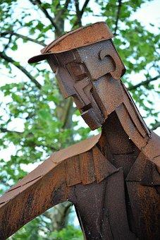 Eisenmann, Hut Man, Powerful, Nostalgia, Work