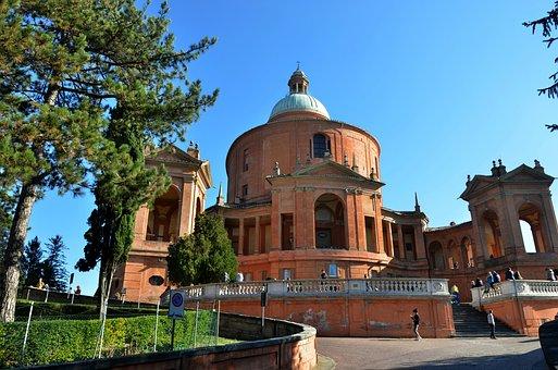 Basilica, San Luca, Bologna