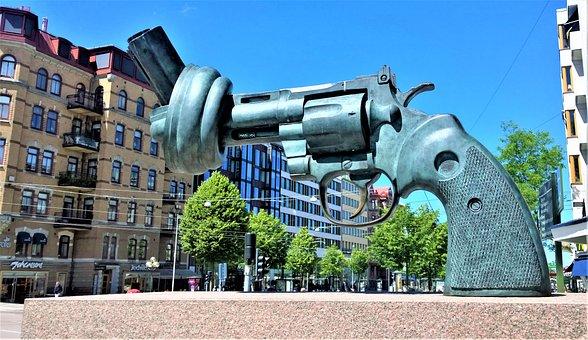 Gothenburg, Sweden, Scandinavia, Avenue, City