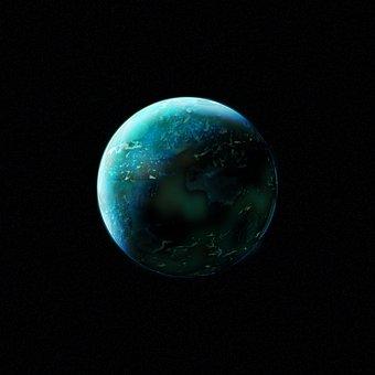 Planet, Space, Terrestre