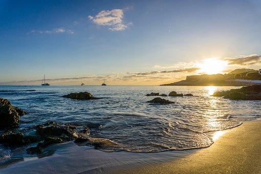 Mallorca, Booked, Balearic Islands, Water, Sea, Spain