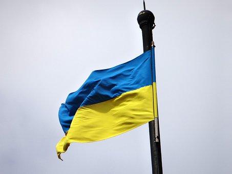 Ukrainian Flag, Symbol, Banner, National Colors