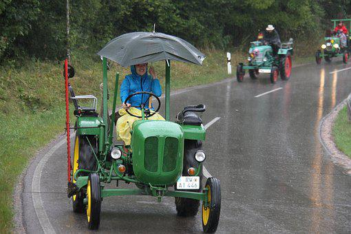 Oldtimer, Tractor, Bulldog, Agriculture, Tractors, Tug