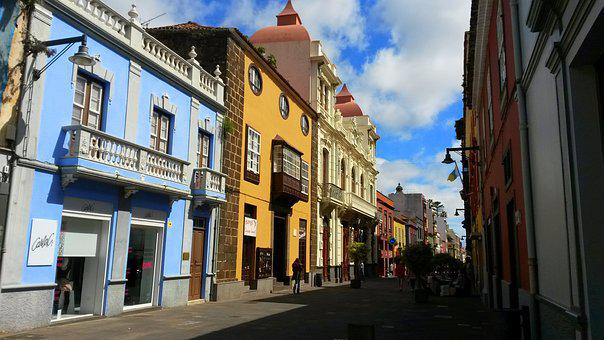 La Laguna, Tenerife, World Heritage, Canary Islands