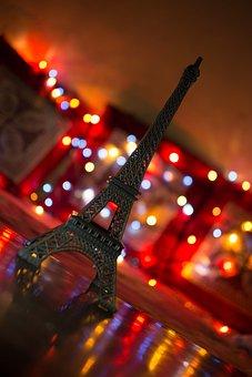 Eiffel Tower, Paris, City, Architecture, Paris Tower