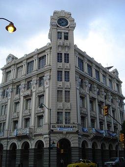 The Telegraph, Guayaquil, Ecuador, Art Deco
