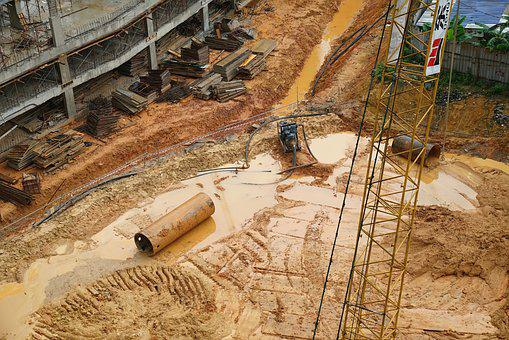 Asian Construction Site, Environment Issues