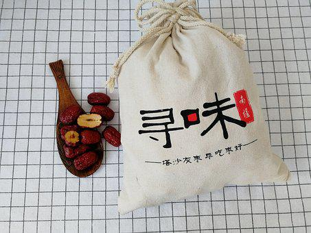 In Xinjiang, Gray Jujube, Quality, China
