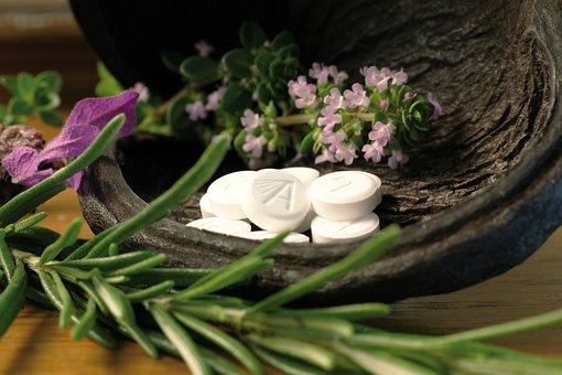 Schüßler, Minerals, Alternative Medicine, Homeopathy