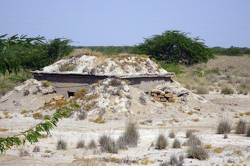Bunker, Military, War, Protection, Shelter, Concrete