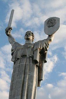 Mother Motherland, Monument, Kiev, Birthplace