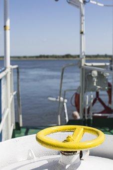 Ship, Technology, Water, Boot, Ferry, Deck, On Deck