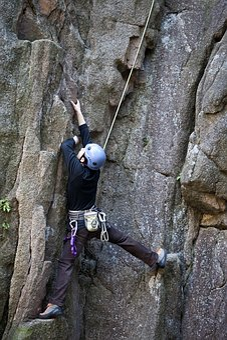Rock Climbing, Climbing, Education, Giles, Rock