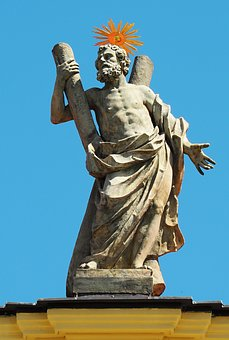 The Apostle, Saint Andrew, The Statue Of