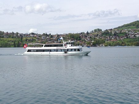 Lake Hallwil, Shipping, Sgh