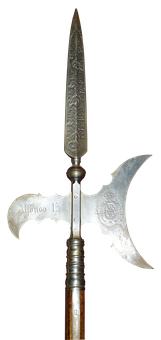 Lance, Spear, Middle Ages, Knight, Battle, Old, Armor