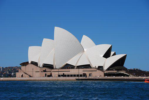 Sydney, Opera, Australia, Sydney Harbour, Landmark