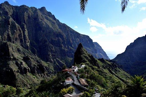 Masca Ravine, Teno Mountains, Tenerife, Hike