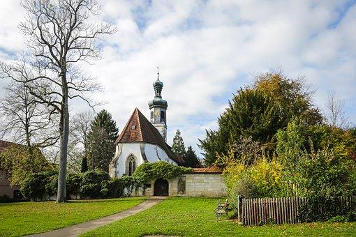 The Monastery Of Adelberg, Monastery, Göppingen, Chapel