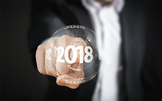 New Year's Day, 2018, New Year's Eve, Turn On, Turn Off