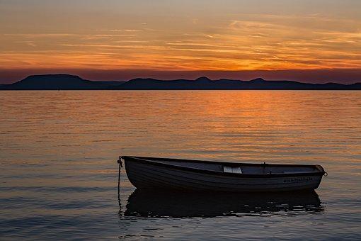 Lake Balaton, Lake, Water, Hungary, Summer, Landscape