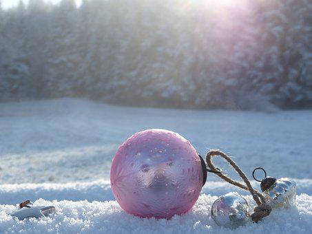 Winter, Christmas Ornament, Nature, Wintry, Forest