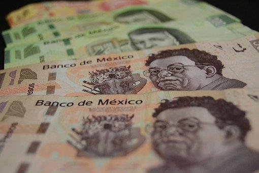 Money, Economy, Cash, Ticket, Wealth, Mexican