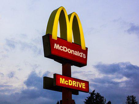 Teaches, Cartel, Fast Food, Mcdonald, Mcdrive, Food