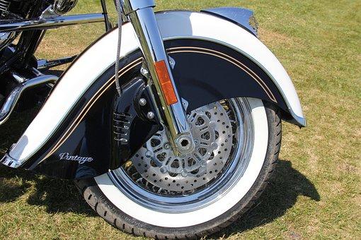 Motorcycle, Indian, Bike, Motorbike, Vintage, Classic