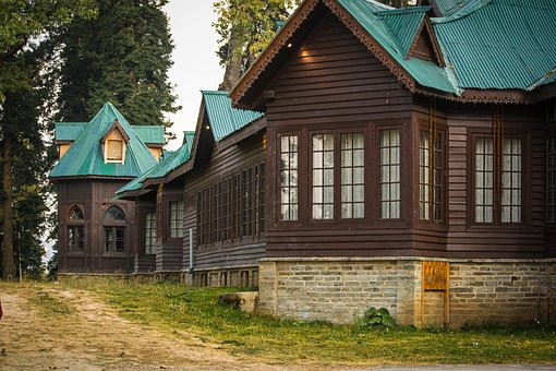 Palace, King Hari Singh, Kashmir, Gulmarg