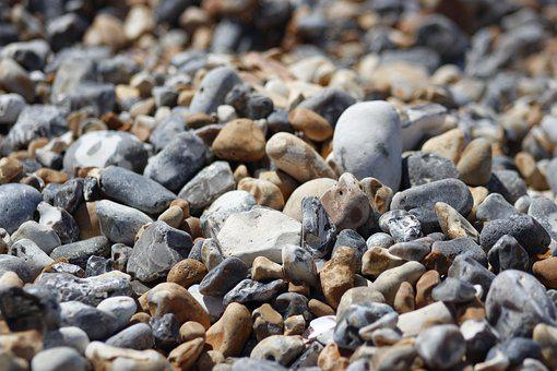 Stones, Beach, Shore, Nature, Rock, Sand, Coast, Pebble