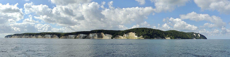 Rügen, White Cliffs, Nature Park, Rügen Island
