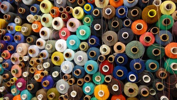 Sewing Thread, Yarn, Sewing, Crafts, Thread, Textile
