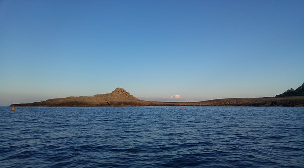 Favignana, Levanzo, Egadi, Islands, Sea, Boat, Sicily