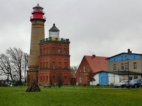 Cape Arkona, Clouds, Beach, Rügen, Baltic Sea
