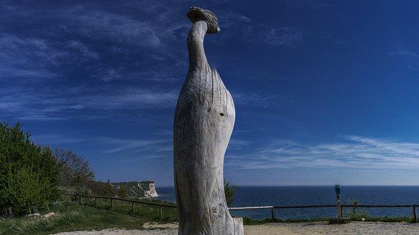 Baltic Sea, Rügen, Landscape, Cape Arkona, Panorama
