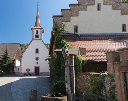Castle Chapel, St Georg, Gaisbach, Ortenau