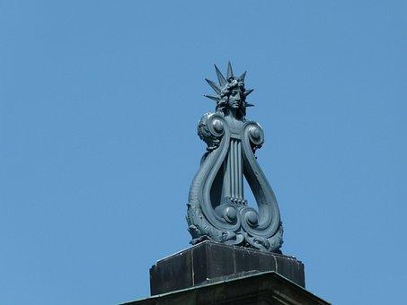 Dresden, Roof, Semper Opera House
