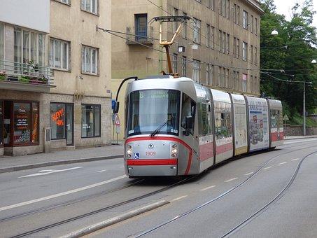 Tram, The Vehicle, Drive, Transport, Communication