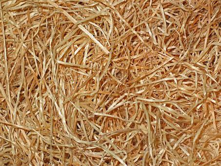 Wood Wool, Wood, Near Natural, Filling, Padding